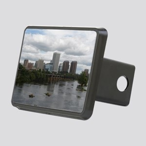 Richmond VA skyline Rectangular Hitch Cover